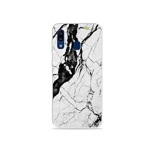 Capa para Galaxy A20 - Marmorizada