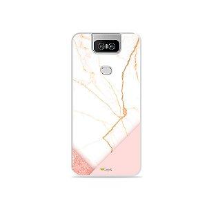 Capa para Zenfone 6 - Marble