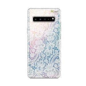 Capa para Galaxy S10 Plus - Rendada