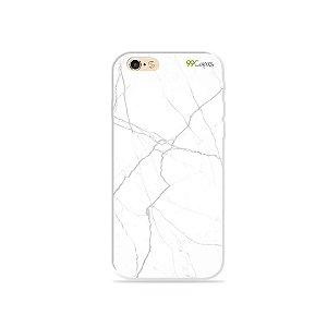 Capa para iPhone 6/6S - Marble White
