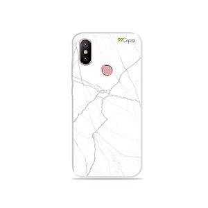 Capa para Xiaomi Mi A2 - Marble White