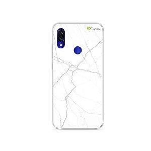 Capa para Xiaomi Redmi Note 7 - Marble White