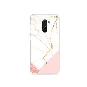 Capa para Xiaomi Pocophone F1 - Marble