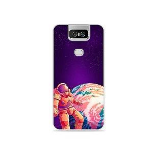 Capa para Zenfone 6 - Selfie Galática