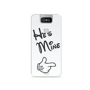Capa para Zenfone 6 - He's Mine