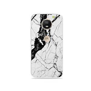 Capa para Moto G5S - Marmorizada