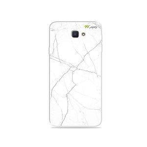Capa para Galaxy J7 Prime - Marble White