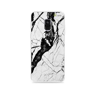 Capa para Galaxy A8 Plus 2018 - Marmorizada