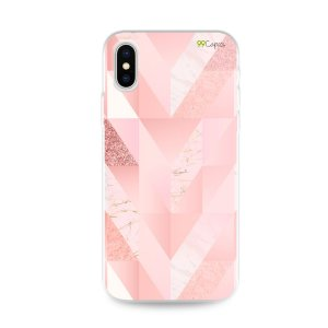 Capa para iPhone X/XS - Abstract