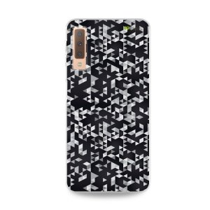 Capa para Galaxy A7 2018 - Geométrica