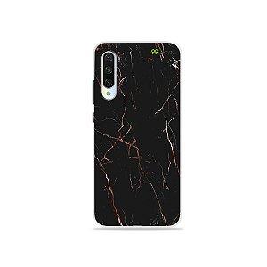 Capa para Xiaomi Mi A3 - Marble Black