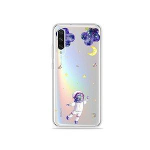 Capa para Xiaomi Mi A3 - Astronauta Sonhador