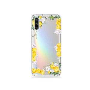 Capa para Xiaomi Mi A3 - Yellow Roses