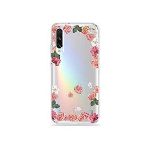 Capa para Xiaomi Mi A3 - Pink Roses