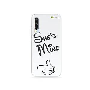 Capa para Xiaomi Mi A3 - She's Mine