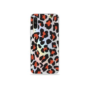 Capa para Xiaomi Mi A3 - Animal Print Red