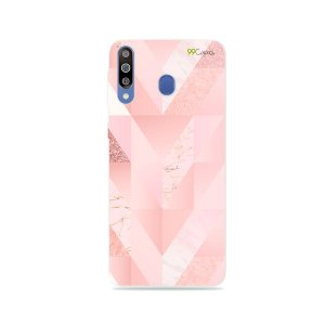 Capa para Galaxy M30 - Abstract