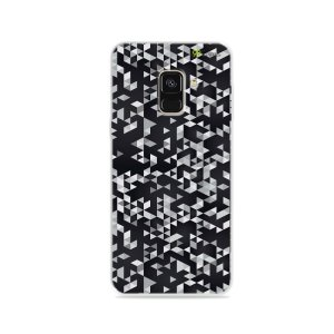 Capa para Galaxy A8 2018 - Geométrica
