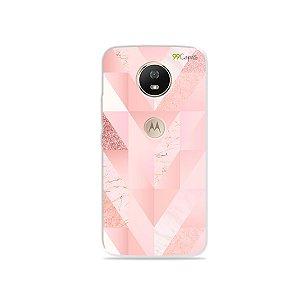 Capa para Moto G5S - Abstract
