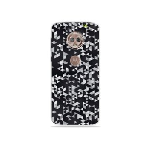 Capa para Moto G6 Plus - Geométrica