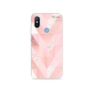 Capa para Xiaomi Mi 8 - Abstract