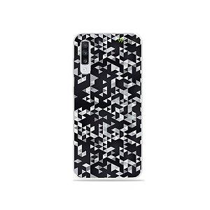 Capa para Galaxy A70 - Geométrica