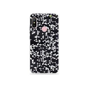 Capa para Xiaomi Redmi Note 6 - Geométrica