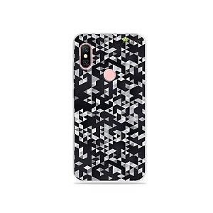 Capa para Xiaomi Redmi Note 6 Pro - Geométrica