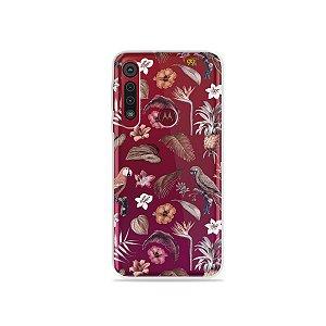 Capa para Moto G8 Plus - Sweet Bird