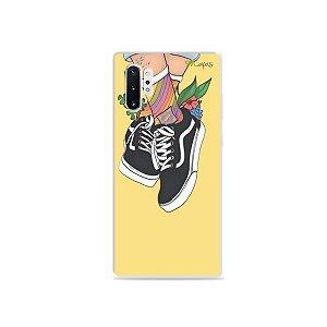 Capa para Galaxy Note 10 - Sneakers