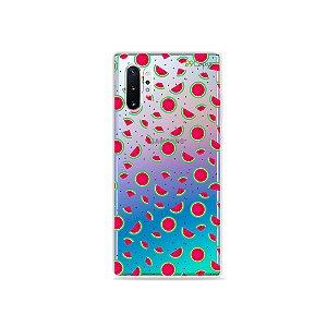 Capa para Galaxy Note 10 - Mini Melancias