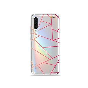 Capa para Xiaomi Mi A3 - Abstrata