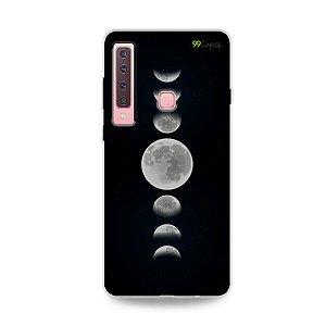 Capa para Galaxy A9 2018 - Fases da Lua