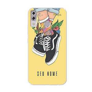 Capa Sneakers com nome personalizado - 99Capas