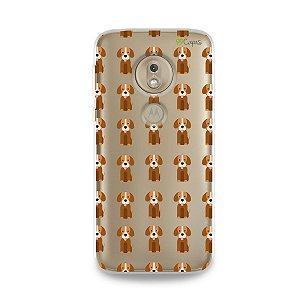 Capa para Moto G7 Play - Cocker