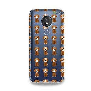 Capa para Moto G7 Power - Cocker