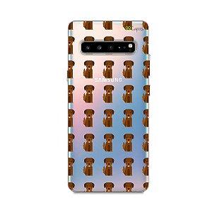 Capa para Galaxy S10 - Golden