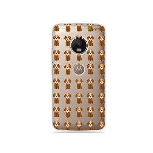 Capa para Moto G5 Plus - Cocker