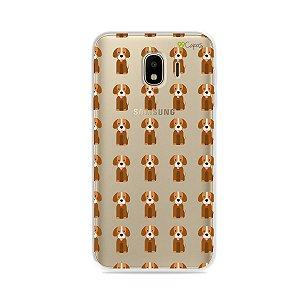 Capa para Galaxy J4 2018 - Cocker