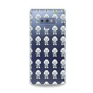 Capa para Galaxy Note 9 - Poodle