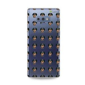 Capa para Galaxy Note 9 - Salsichinha