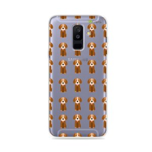 Capa para Galaxy A6 Plus - Cocker