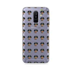 Capa para Galaxy A6 Plus - Salsichinha