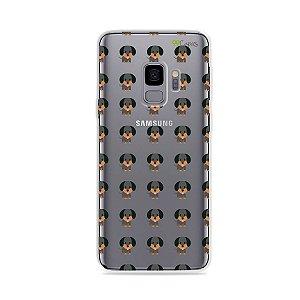 Capa para Galaxy S9 - Salsichinha