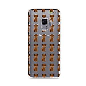 Capa para Galaxy S9 - Golden