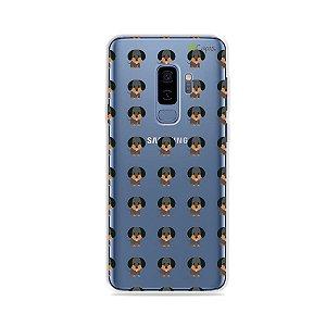 Capa para Galaxy S9 Plus - Salsichinha