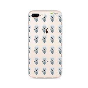 Capa para iPhone 8 Plus - Poodle