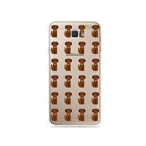 Capa para Galaxy J7 Prime - Golden