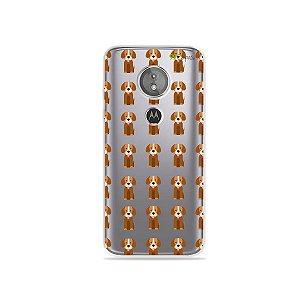 Capa para Moto E5 - Cocker