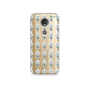 Capa para Moto E5 Plus - Poodle